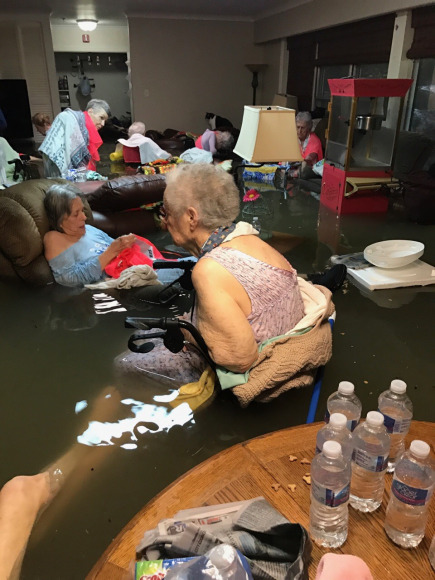 Offering Our Services To Hurricane Harvey Victims