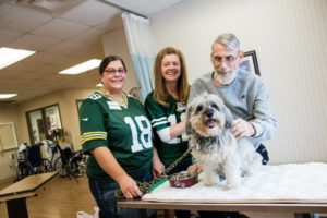 Living with Wonder: Pet Therapy At Miravida Living