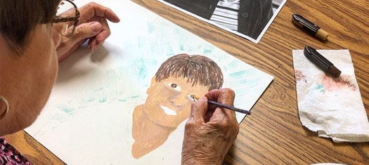 Creativity Knows No Age